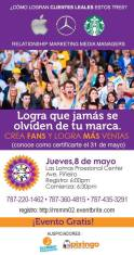 8 de mayo de 2014 Las Lomas Profesional Center